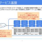 BIGLOBEモバイルは仮想化基盤を導入し、5Gも早期に対応か?