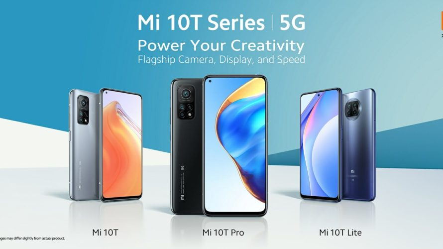 5G格安スマホおすすめはこれに決定!Xiaomi Mi 10T liteは5万円以下!