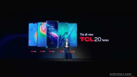 TCLから5G対応スマホが3万円台で発売!気になるスペックは?